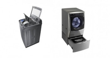 Sales for Samsung and LG Washing Machines Make