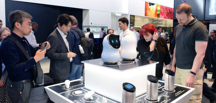 Global Home Appliance Manufacturers Are Targeting Artificial Intelligence-Based 'Smart Home' Businesses