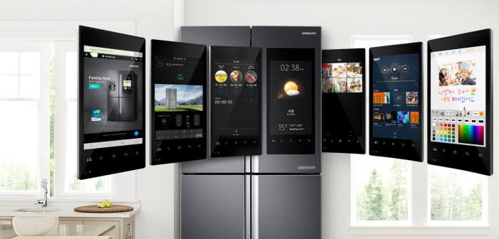 Samsung Electronics Releases Smart Refrigerator Applied with Bixby